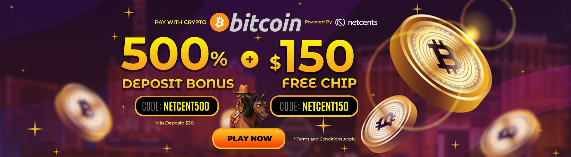 Exclusive Bitcoin Promotions from Slots 7 Casino